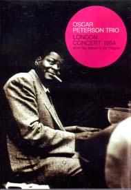 Oscar Peterson Trio / London Concert 1964_d0127503_1715510.jpg