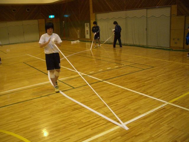 ハンドボール部OB会の「初投げ」_f0141310_23533598.jpg