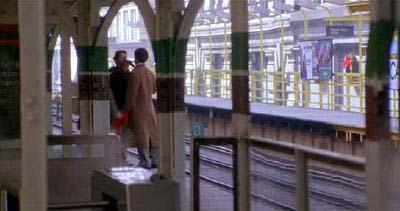 正月映画 Let It Snow! by the Glenn Miller Orchestra (『あなたが寝ている間に』より その1)_f0147840_23554841.jpg