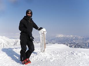2010.1.4谷川岳下見_a0150951_18275755.jpg