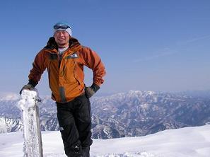 2010.1.4谷川岳下見_a0150951_18472029.jpg