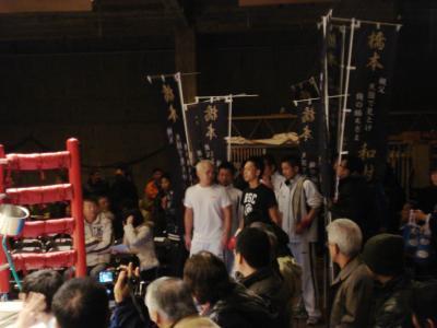 12がつ26日 (土)ボクシングイベント_e0007558_1112084.jpg