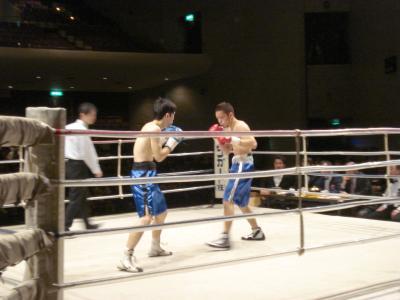12がつ26日 (土)ボクシングイベント_e0007558_1112146.jpg