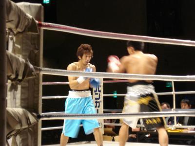 12がつ26日 (土)ボクシングイベント_e0007558_11123176.jpg