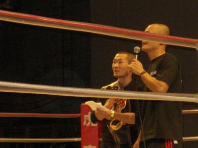 12がつ26日 (土)ボクシングイベント_e0007558_1113427.jpg