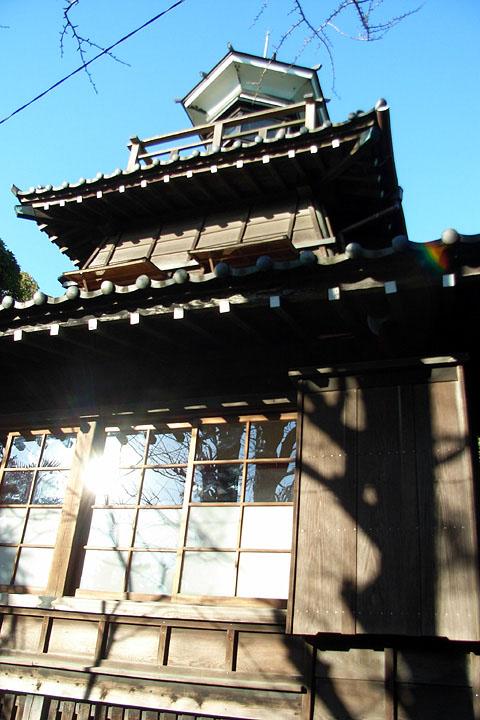 船橋大神宮 灯明台 (1/2)_b0006870_1453685.jpg