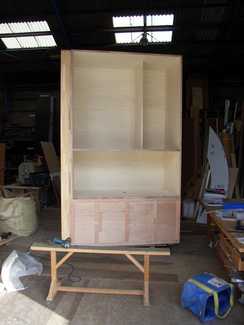 N邸の建具・家具製作_b0186200_053762.jpg