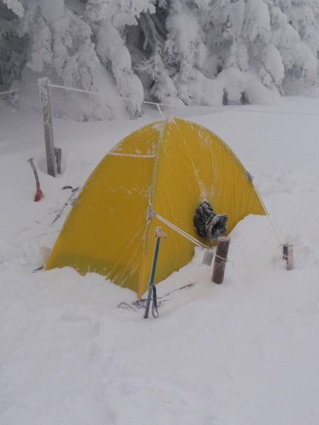 お正月登山1 -20℃のキャンプ_c0177814_14251870.jpg