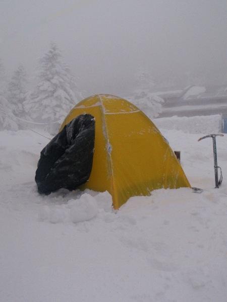 お正月登山1 -20℃のキャンプ_c0177814_14631100.jpg