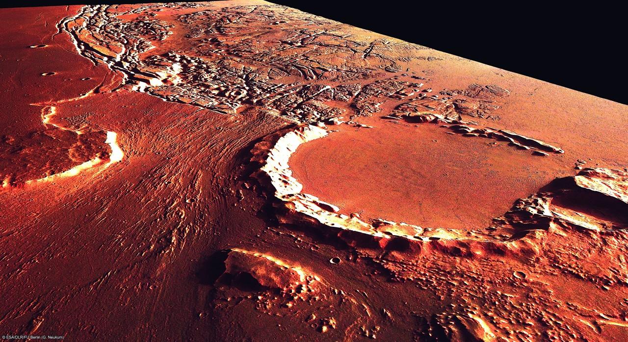 火星の遺跡:アワーグラス(砂時計)クレーター、サクラホッセ_e0171614_10314350.jpg