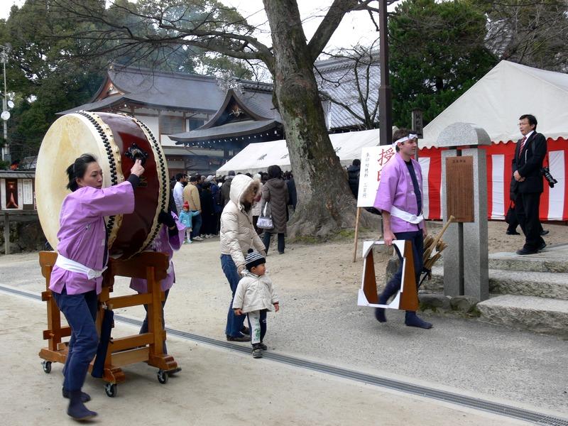 「2010・京都・藤森神社・初詣の風景」_d0133024_12332134.jpg