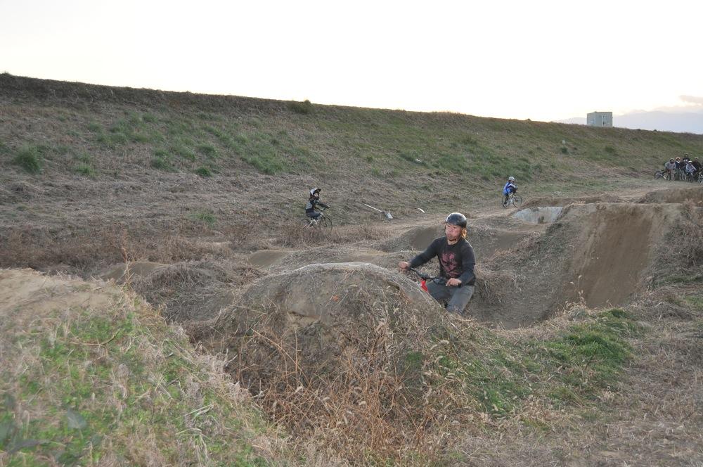 2010新年トレイル詣で:KFトレイルVOL2_b0065730_1813113.jpg