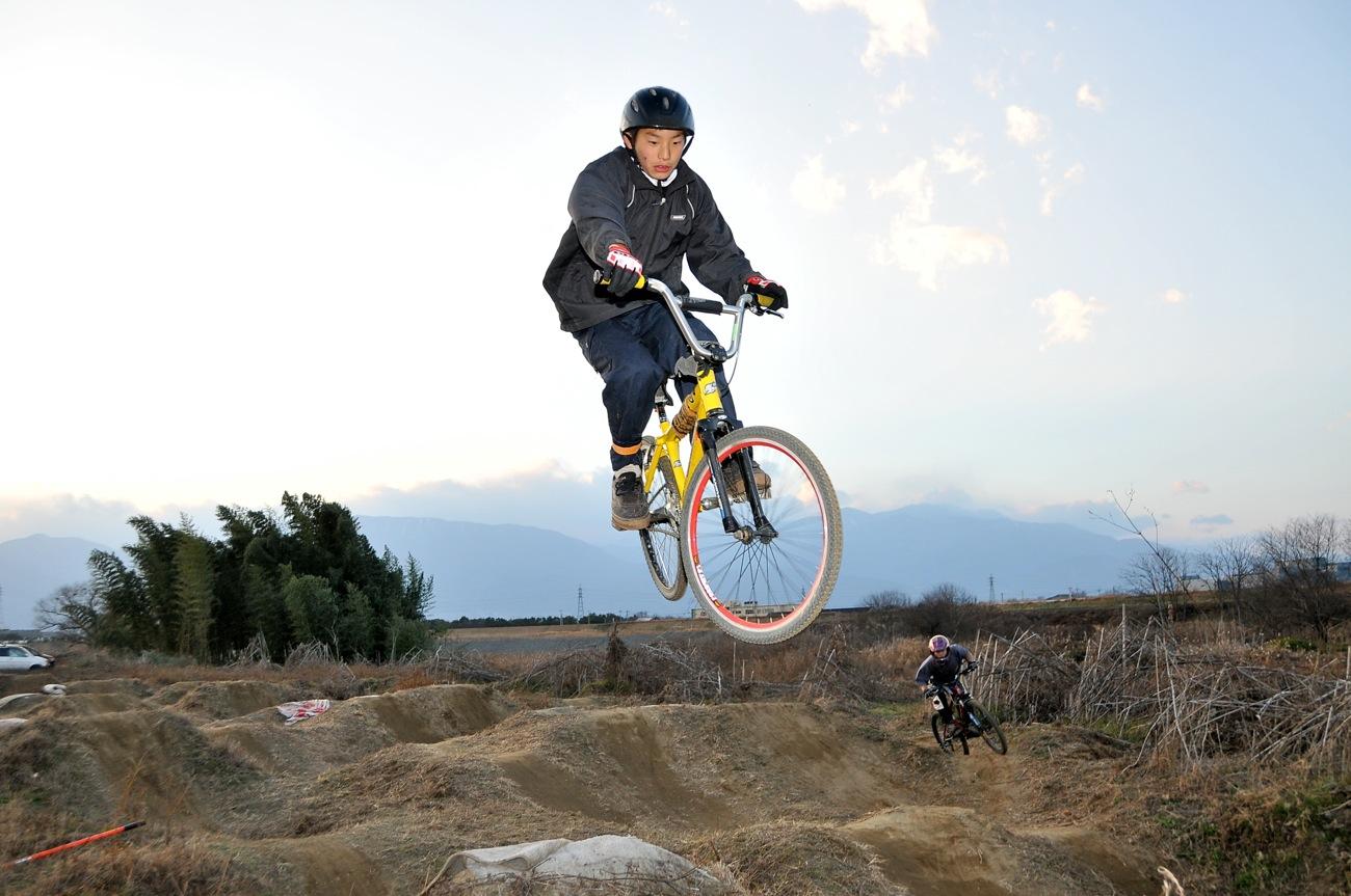 2010新年トレイル詣で:KFトレイルVOL2_b0065730_18145779.jpg