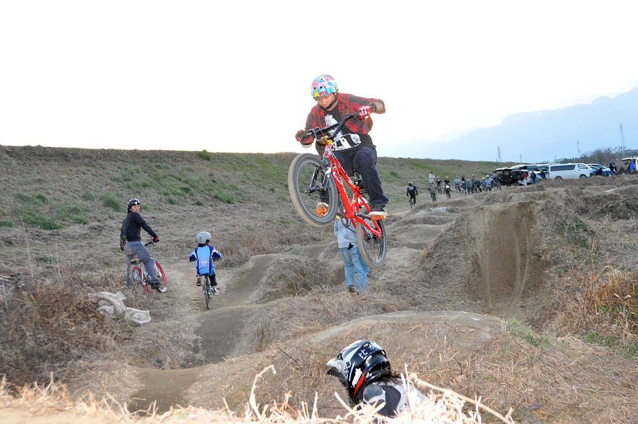 2010新年トレイル詣で:KFトレイルVOL2_b0065730_18151914.jpg