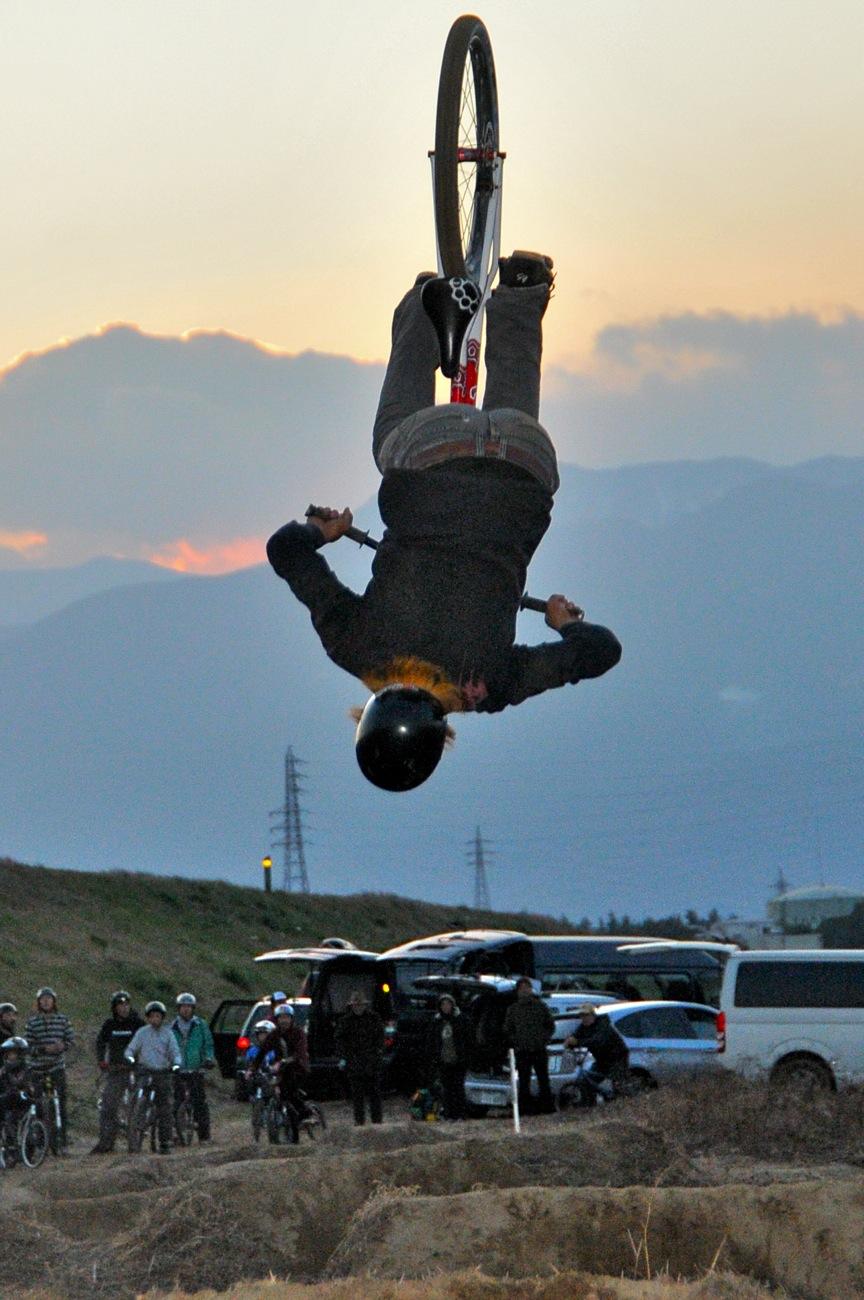 2010新年トレイル詣で:KFトレイルVOL2_b0065730_18313333.jpg