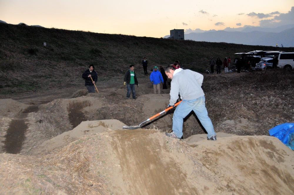2010新年トレイル詣で:KFトレイルVOL2_b0065730_18321616.jpg