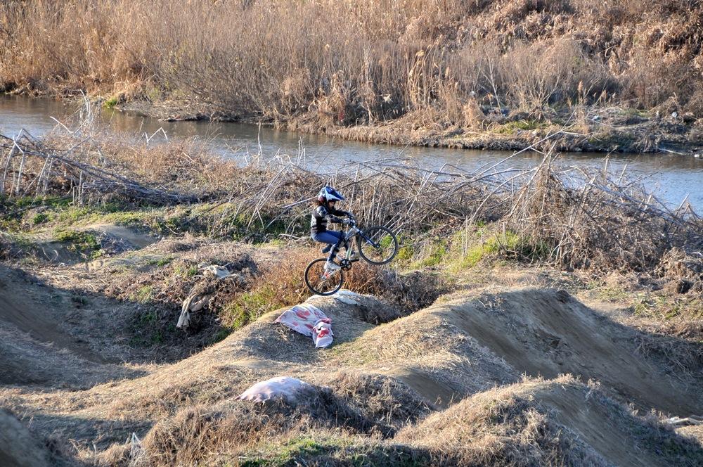 2010新年トレイル詣で:KFトレイルVOL2_b0065730_1874131.jpg
