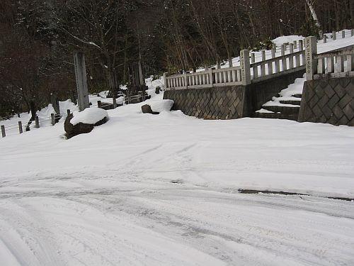 歴史に残る2009年をBR9レガシィの冬季テストで締める!_f0076731_17324998.jpg