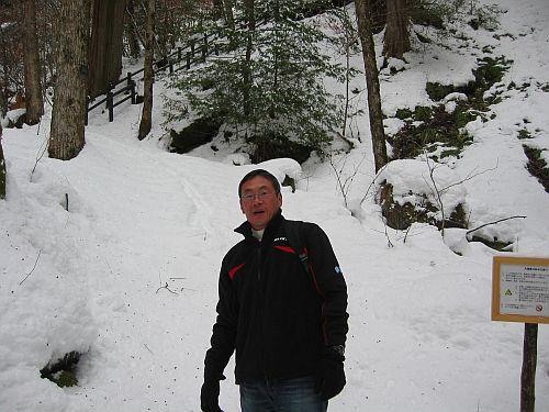 歴史に残る2009年をBR9レガシィの冬季テストで締める!_f0076731_17341322.jpg