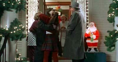 正月映画 Let It Snow! by the Glenn Miller Orchestra (『あなたが寝ている間に』より その1)_f0147840_082473.jpg