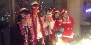 年末クリスマスパーティー_e0173248_1533486.jpg