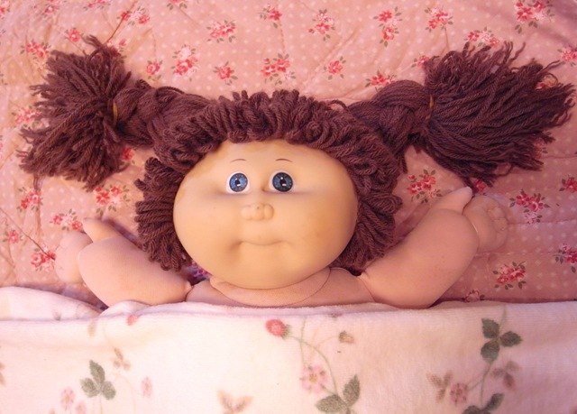 キャベツ 人形 怖い
