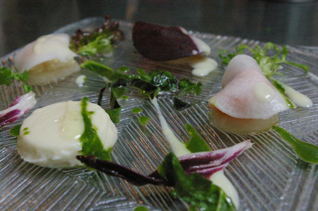 パースニップ♪のムースな前菜☆_b0077531_114827.jpg