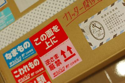 クリスマスのsatoちゃん便_b0016049_14422273.jpg