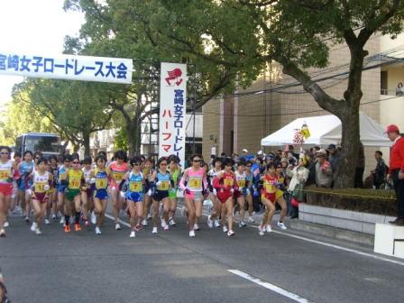最後の宮崎女子ロードレース............._d0127182_16192051.jpg