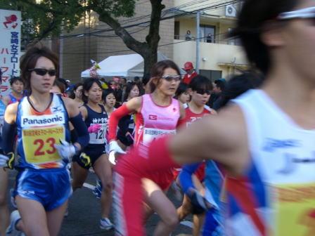 最後の宮崎女子ロードレース............._d0127182_16204677.jpg