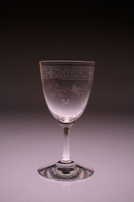 """Baccarat \""""Japonesque\""""グラスの蜻蛉_c0108595_562786.jpg"""