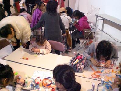 「金沢芸術村文化祭」アート工房編_e0118827_1440042.jpg
