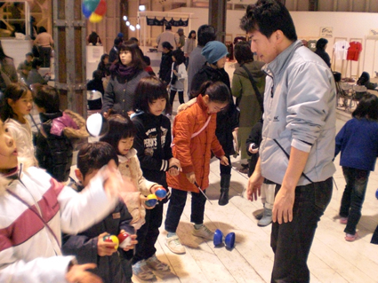 「金沢芸術村文化祭」アート工房編_e0118827_14403381.jpg