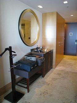 シャングリラホテル東京 DXベイビュー ミニバー_a0055835_17452359.jpg