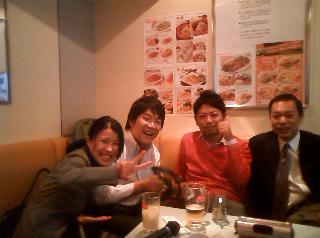 歓迎会&新年会_e0173239_16233334.jpg