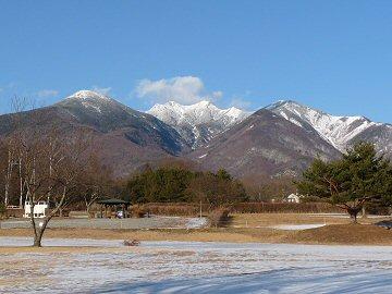 初春の八ヶ岳_f0019247_1972019.jpg