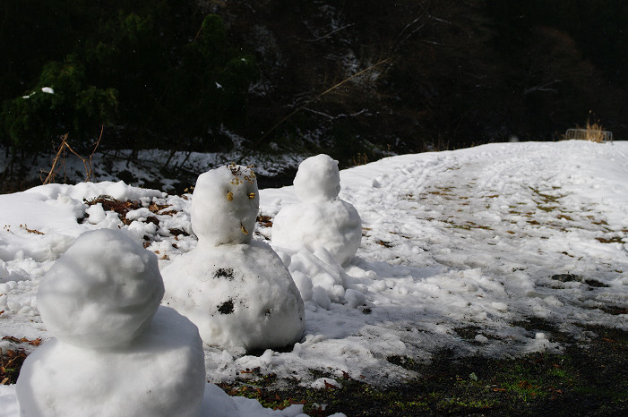 雪だるま..._f0152550_22243156.jpg