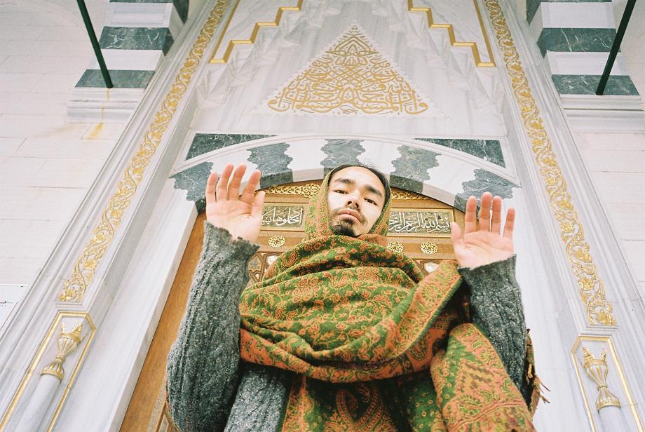 初、モスク詣_c0195271_142897.jpg