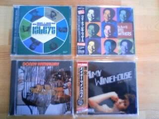 最近こんなの入荷してます~! [ USED CD ]_b0125413_15203027.jpg
