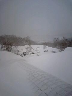 新春!新雪ならぬ深雪・・・_f0188115_23191111.jpg