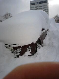 新春!新雪ならぬ深雪・・・_f0188115_23191134.jpg