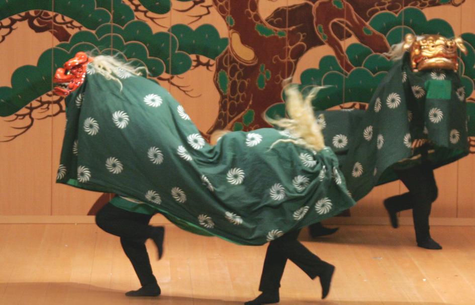 山中座舞台開き「舞初め鑑賞会」_f0040218_1632168.jpg