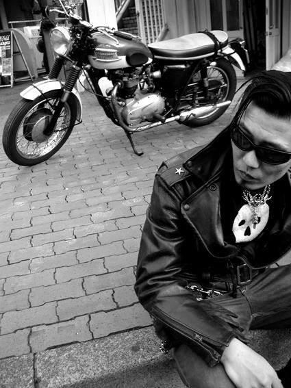 5COLORS 『 君はなんでそのバイクに乗ってんの?』#13_f0203027_23385793.jpg