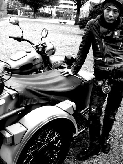 5COLORS 『 君はなんでそのバイクに乗ってんの?』#13_f0203027_23395090.jpg