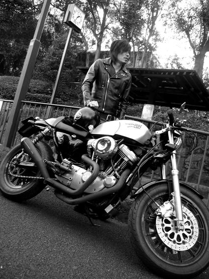 5COLORS 『 君はなんでそのバイクに乗ってんの?』#13_f0203027_23401140.jpg