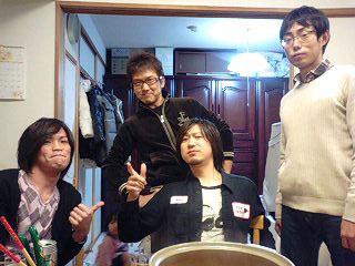 三十路バンド新年会!!_c0150743_20522636.jpg