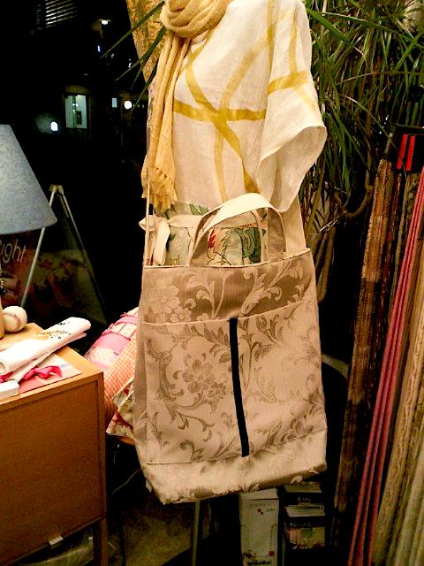 着物の『帯』でバッグ!_c0157866_20125146.jpg