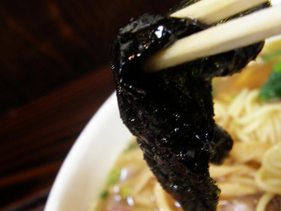麺屋  静(しずか)         新深江_c0118393_9232015.jpg