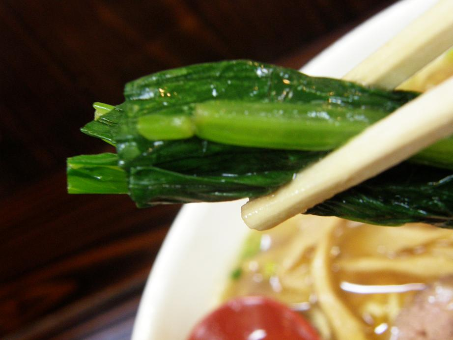 麺屋  静(しずか)         新深江_c0118393_923812.jpg