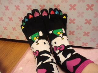 靴下_a0139911_1465262.jpg